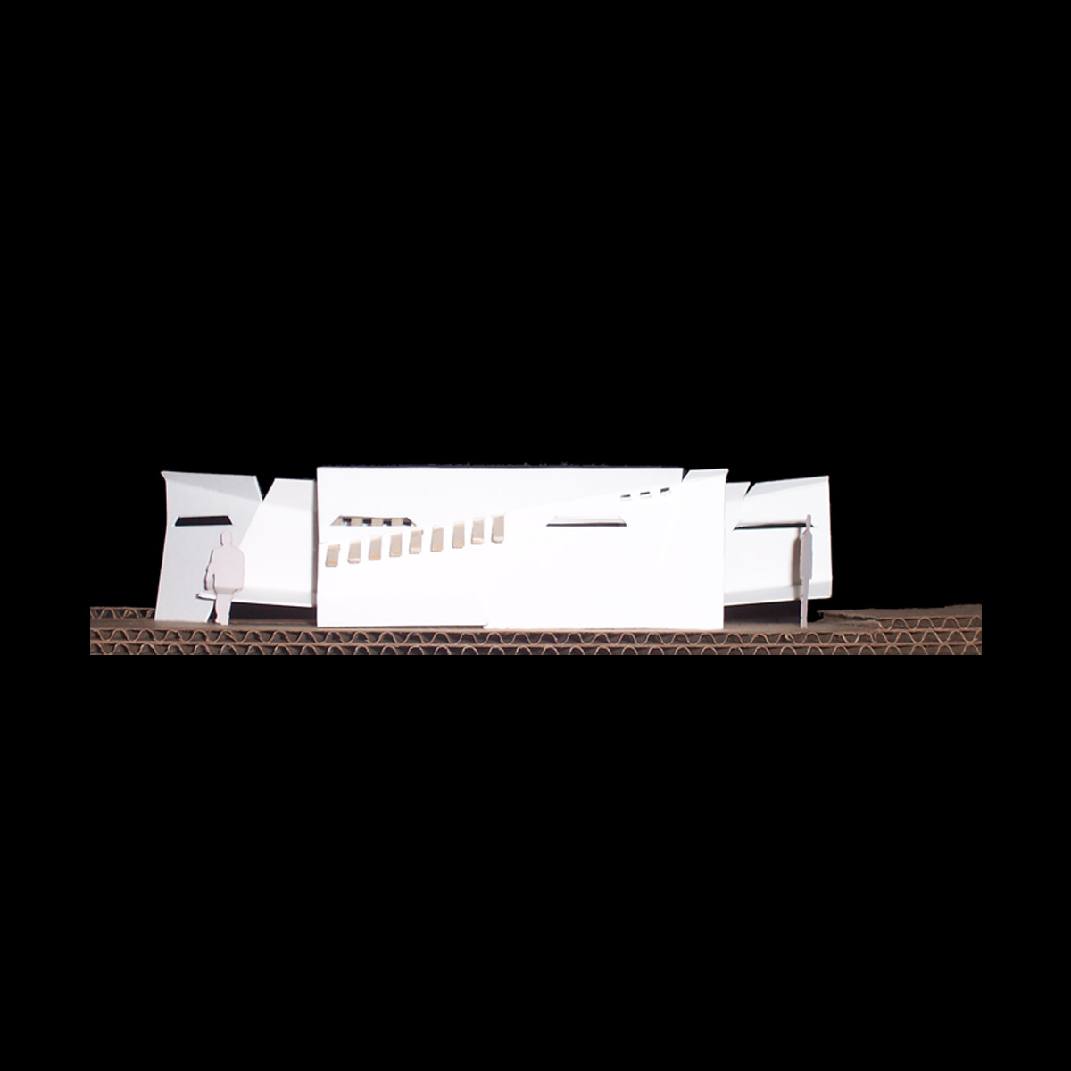 Section Of Model Design By Yana Anak Weekend Public Holiday Disneyland Shanghai  Tiket Good Principles Happen After Careful Investigation Site Space And The Surrounding Environment This Project Enables A Designer To Rethink